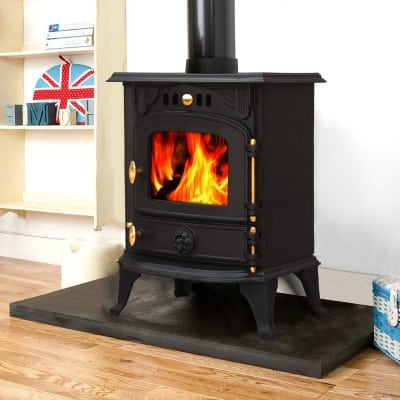 Lincsfire Harmston 5.5KW Multifuel Stove Review