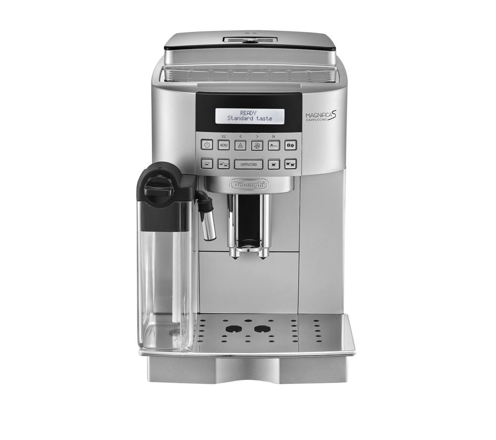 DELONGHI Magnifica S ECAM 22.360.S Bean to Cup Coffee Machine Review