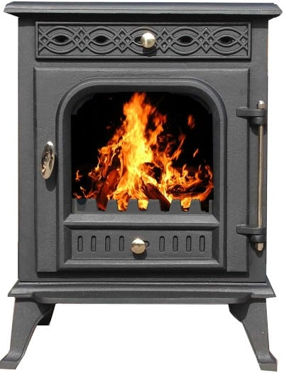 7.5KW Multi-fuel Wood Burning Stove Review