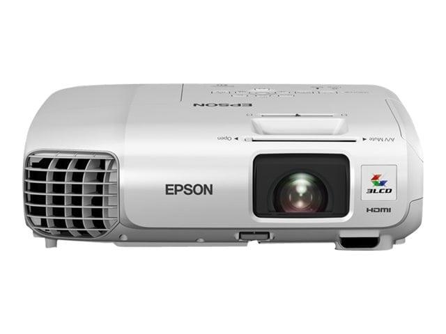 Epson EB-X27 2700ANSI lumens D-ILA XGA Review