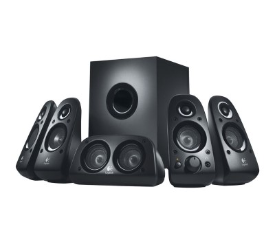 Logitech Z506 5.1 PC Speakers Review
