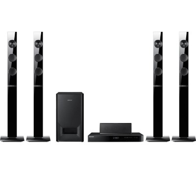 Samsung HT-J5150 5 1000 W 5.1 Channel Blu-ray Home Cinema System Review