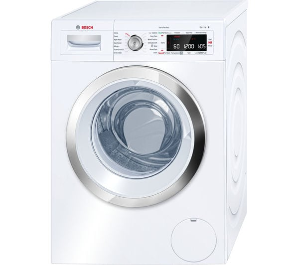 Bosch Serie 8 WAW28560GB Washing Machine Review