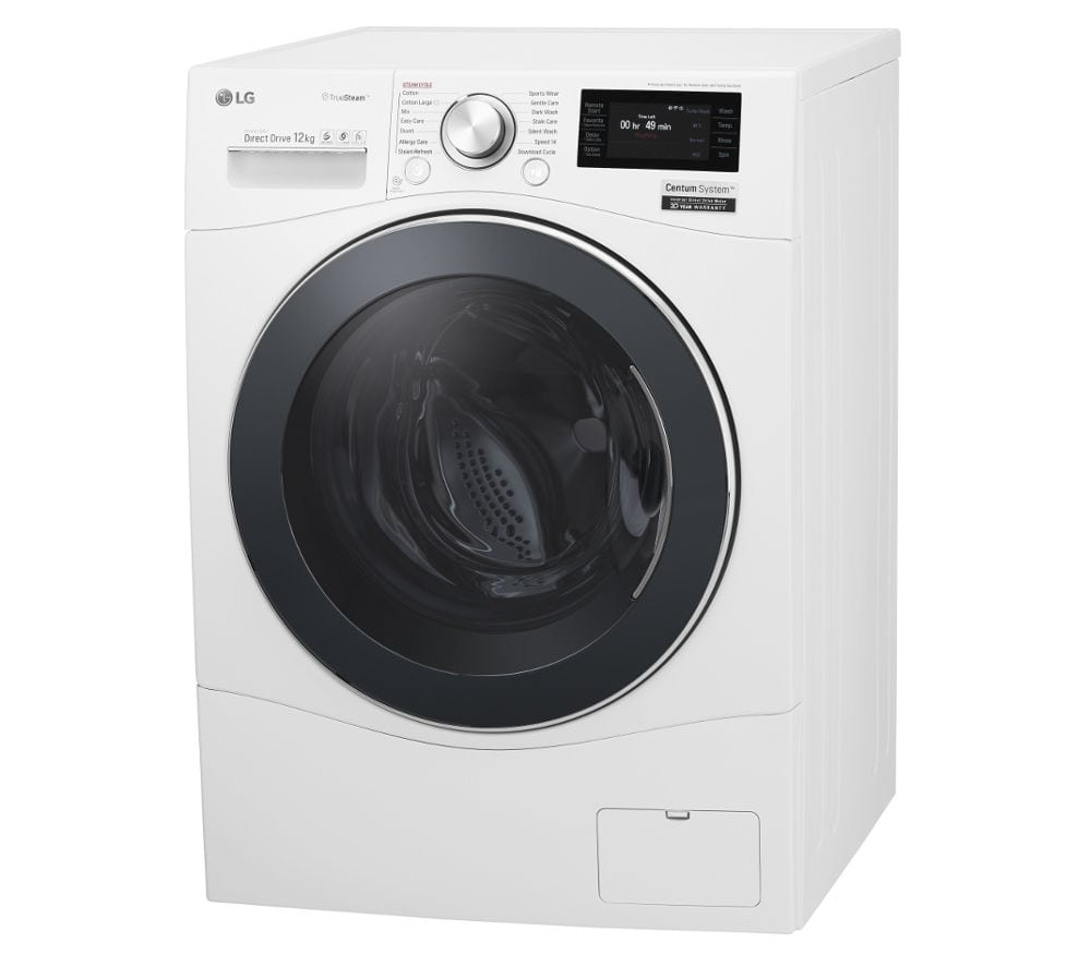 LG Centum FH6F9BDS2 Smart Washing Machine Review
