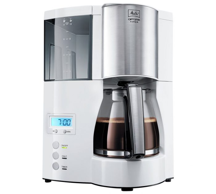 Melitta Optima Timer Filter-Coffee Machine