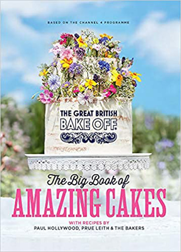 Big Book of Amazing Cakes.