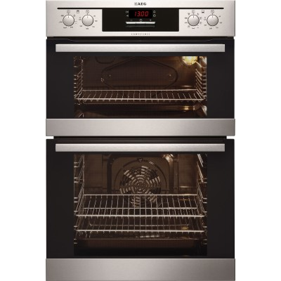 AEG Competence DE401301DM Built In Double Oven Review