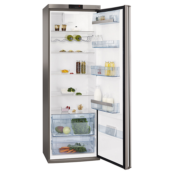 AEG RKE64021DX Tall Larder Fridge