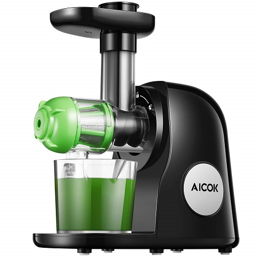 Aicok Masticating Juicer Machine