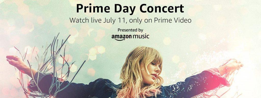 Amazon Prime Day Concert 2019
