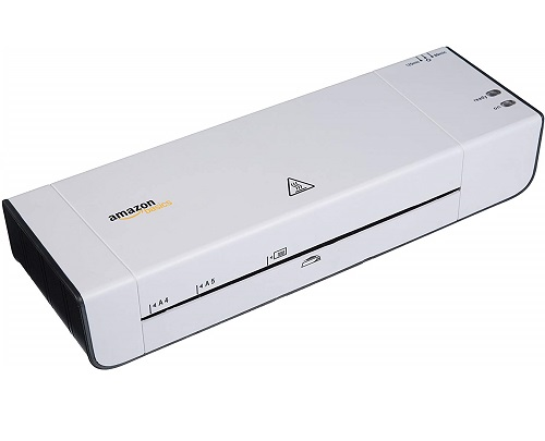 AmazonBasics 13″ Thermal Laminator