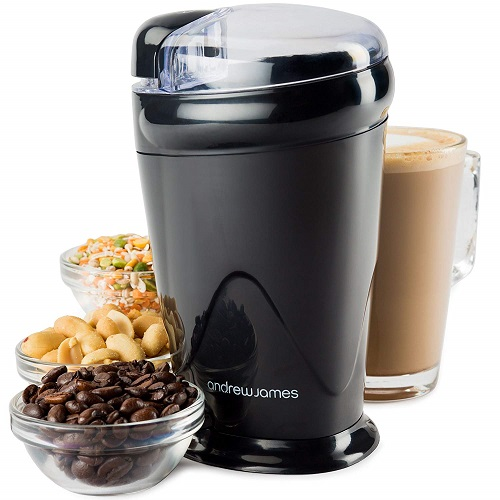 Andrew James Electric Coffee Grinder