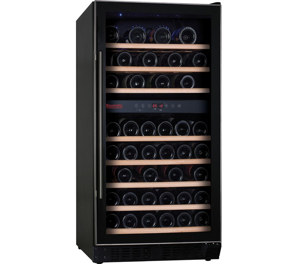 BAUMATIC BWC1215SS Built-in Wine Cooler Review