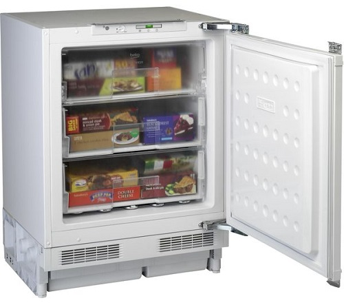 BEKO BZ31 Integrated Undercounter Freezer