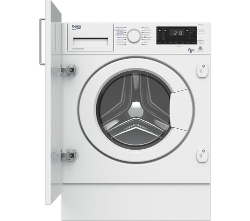 Beko Pro WDIX8543100 Integrated Washer Dryer