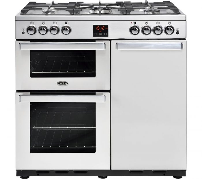 Belling Gourmet 90G Professional Gas Stainless Steel