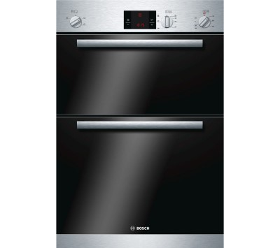 BOSCH HBM13B150B Electric Double Oven Review
