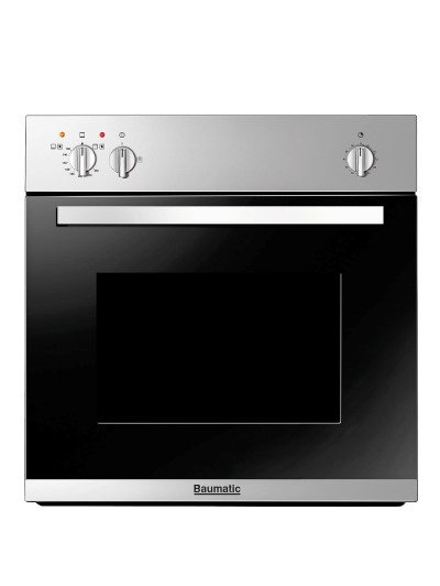 Baumatic BO610.5SS 60cm Built-in Single Gas Oven Review