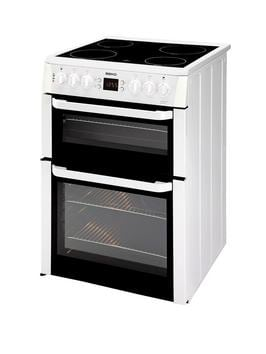 Beko BDVC667W 60cm Wide Electric Cooker Review