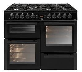 Beko BDVF100K Dual Fuel Range Cooker Review