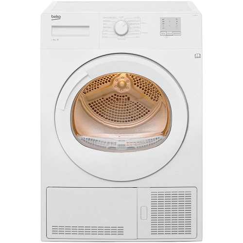 Beko DTGC8011W Condenser Tumble Dryer