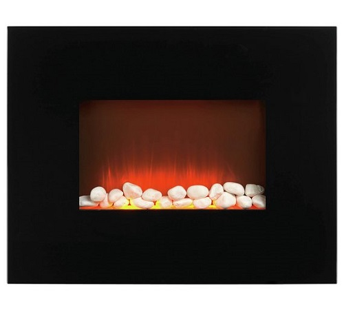 Beldray Pollensa 2kW Electric Wall Hung Fire