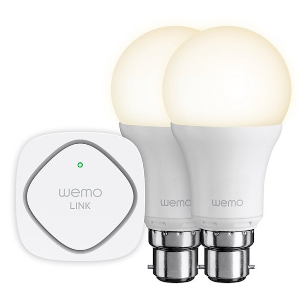 Belkin WeMo Smart LED Light Bulb Starter Kit