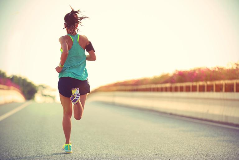 Benefits of Running Over Walking