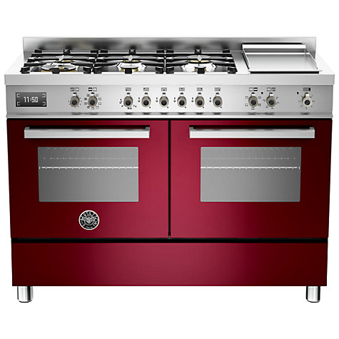 Bertazzoni Professional Series Dual Fuel Twin Cookers