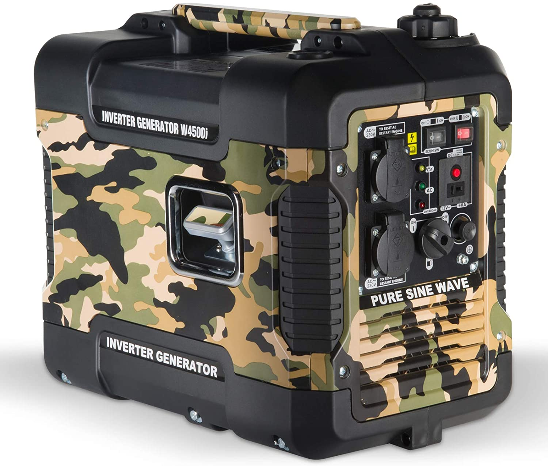 Böhmer-AG W4500i Petrol Inverter Generator