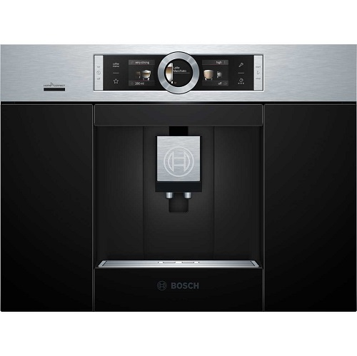 Bosch CTL636ES6 Wifi Connected Built In Bean to Cup