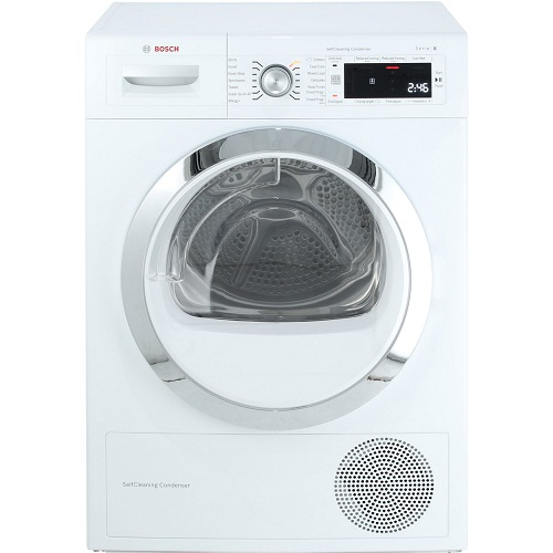 Bosch Serie 8 WTW87561GB Heat Pump Tumble Dryer