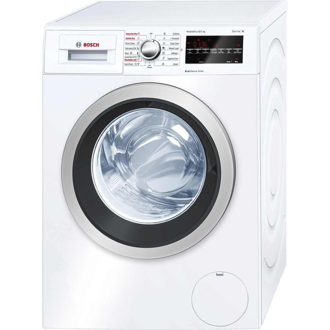 Bosch WVG30461GB Condenser Tumble Dryer