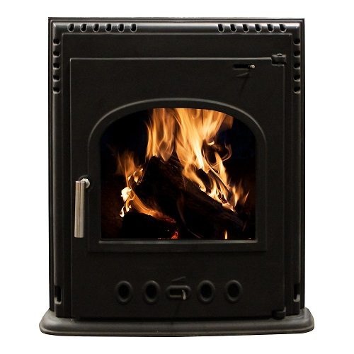 Breeze Wood or solid fuel Insert stove, 4 kW