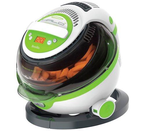 Breville VDF105 Halo+ and Health Fryer