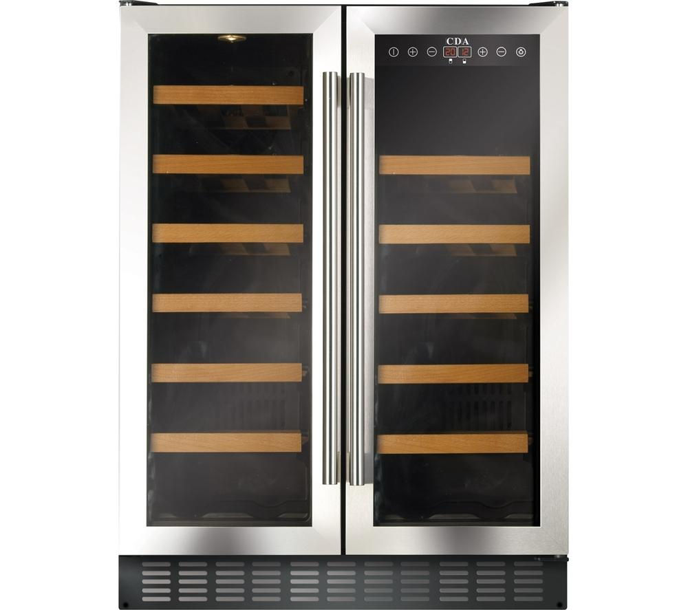 CDA fwc623ss Wine Cooler Review
