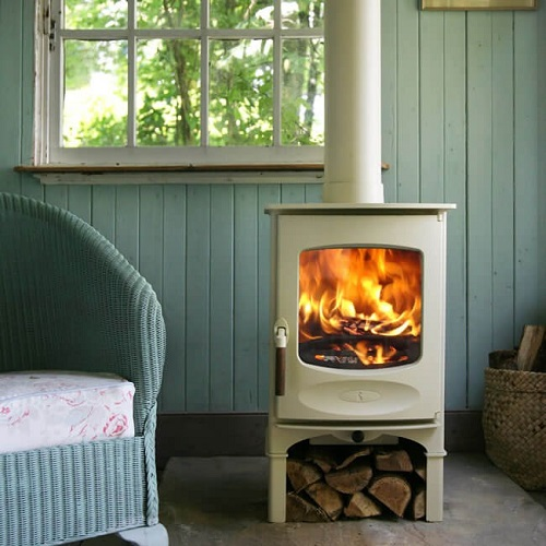Charnwood C-Four Wood/Multifuel Stove