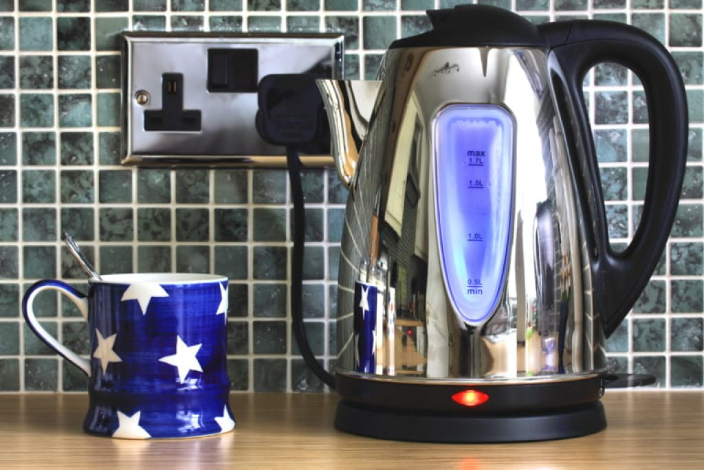 COST TO BOIL AN ELECTRIC KETTLE