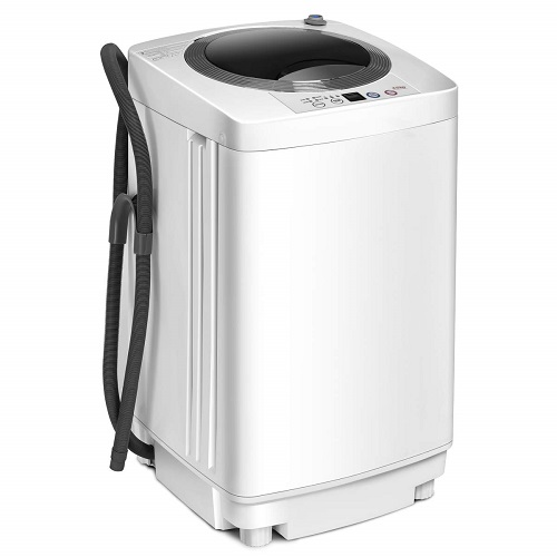 COSTWAY 2 in 1 Portable Washing Machine