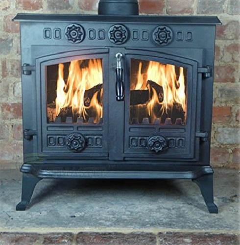 Castmaster Dunrobin Wood Burning Log Burner