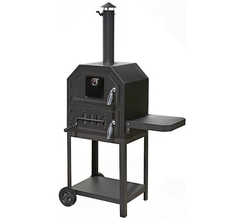 Charcoal Pizza Oven