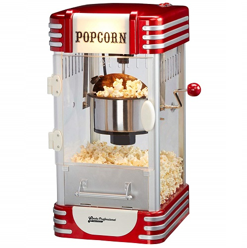 Cooks Professional Popcorn Maker Machine