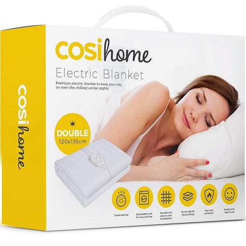 Premium Comfort Electric Blanket