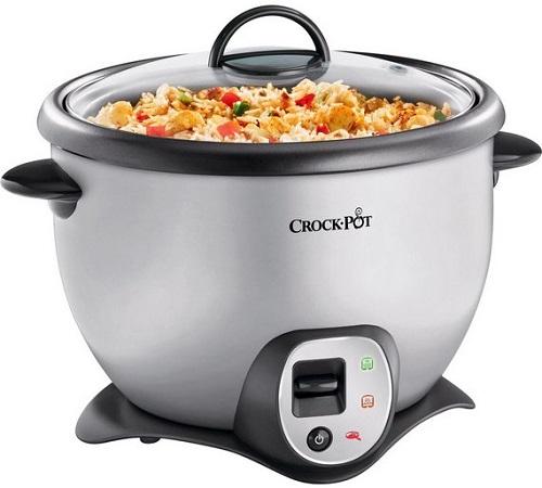 Crock-Pot Saute Rice Cooker