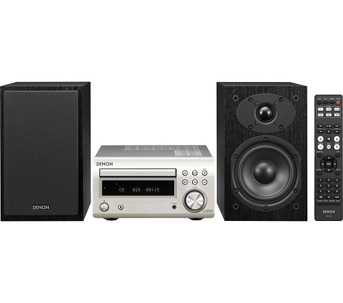 DENON DM-41DAB Wireless Traditional Hi-Fi System
