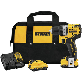DEWALT XTREME 12V MAX Cordless Drill