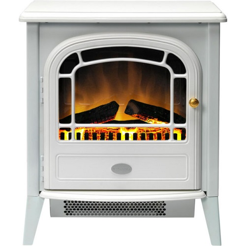 Dimplex Courchevel CVL20E Log Effect Electric Stove With Remote Control