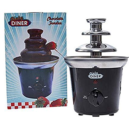 Dinky Diner Chocolate Fountain Fondue