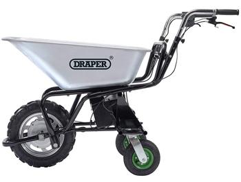 Draper 92453 24V Battery Power Wheelbarrow
