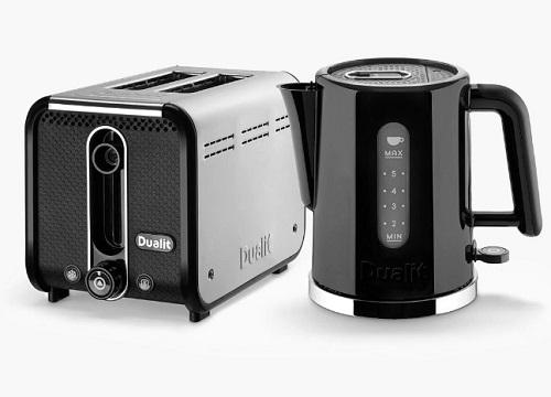 Dualit Studio 1.5L Kettle and 2-Slice Toaster